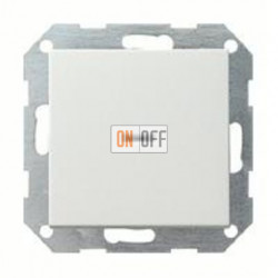 Выключатель одноклавишный с подсветкой, универс. (вкл/выкл с 2-х мест) 10 А / 250 В~ 010600 - 099600 - 029027