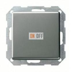 Выключатель одноклавишный перекрестный (вкл/выкл с 3-х мест) 10 А / 250 В~ 010700 - 029620