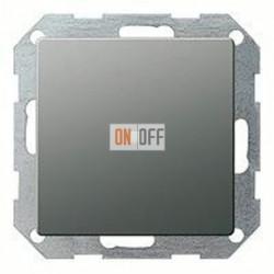 Выключатель одноклавишный с подсветкой, универс. (вкл/выкл с 2-х мест) 10 А / 250 В~ 010600 - 099600 - 029020