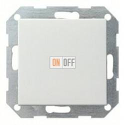 Выключатель одноклавишный перекрестный (вкл/выкл с 3-х мест) 10 А / 250 В~ 010700 - 029627