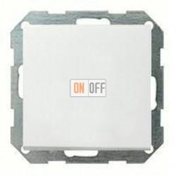 Выключатель одноклавишный, универс. (вкл/выкл с 2-х мест) 10 А / 250 В~ 010600 - 0296112