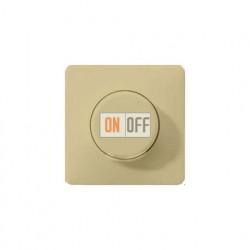 Светорегулятор поворотно-нажимной 60-400 Вт для ламп накаливания 244EX - CD1540GB