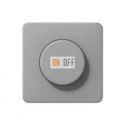 Светорегулятор поворотно-нажимной 60-400 Вт для ламп накаливания 244EX - CD1540GR