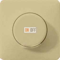 Светорегулятор поворотный 100-1000 Вт. для ламп накаливания и галог.220В 211GDE - CD1540GB