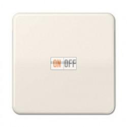 Выключатель одноклавишный с подсветкой, универс. (вкл/выкл с 2-х мест) 10 А / 250 В~ 506u - 90 - CD590KO5