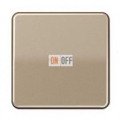 Выключатель одноклавишный с подсветкой, универс. (вкл/выкл с 2-х мест) 10 А / 250 В~ 506u - 90 - CD590KO5GB
