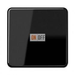 Выключатель одноклавишный, универс. (вкл/выкл с 2-х мест) 10 А / 250 В~ 506u - CD590SW
