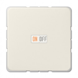 Выключатель одноклавишный перекрестный (вкл/выкл с 3-х мест) 10 А / 250 В~ 507u - CD590