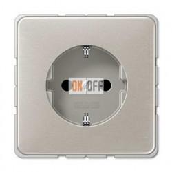 Розетка с заземляющими контактами 16 А / 250 В~ CD1520PT