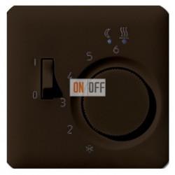 Термостат 230 В~ 10А с выносным датчиком для электрического подогрева пола CDFTR231PLBR - FTR231U