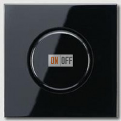 Светорегулятор поворотный для ламп накаливания 60-600Вт 266GDE - LS1940SW