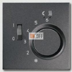 Термостат 230 В~ 10А с выносным датчиком для электрического подогрева пола механизм FTR231U - ALFTR231PLAN