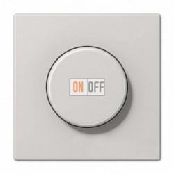 Светорегулятор поворотно нажимной 60-600 Вт. для ламп накаливания и галог.220В 266GDE - LS1940LG