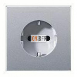 Розетка с заземляющими контактами 16 А / 250 В~ с защитой от детей AL1520KI