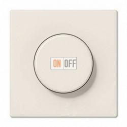 Светорегулятор поворотно нажимной 60-600 Вт. для ламп накаливания и галог.220В 266GDE - LS1940