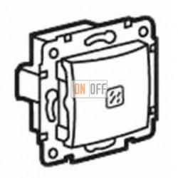 Выключатель одноклавишный с подсветкой, универс. (вкл/выкл с 2-х мест) 10 А / 250 В~ 506u - 90 - SL590KO5GB
