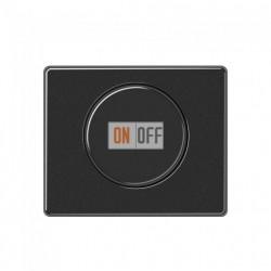 Светорегулятор поворотный для ламп накаливания 60-600Вт 266GDE - SL1540SW