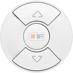 Кнопочный выключатель Celiane для рольставней, штор, жалюзи (белый) 68151 - 67602 - 80251