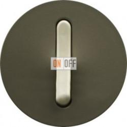 Выключатель  Legrand Celiane 6А (графит) 64906 - 67002 - 80251