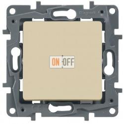 Выключатель-переключатель с подсветкой 10AX (слоновая кость) 672315