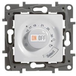 Термостат для теплого пола Etika (белый) 672230