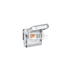 Электронный комнатный термостат – 250 В IP55 Legrand Plexo, серый 69508