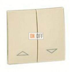Выключатель управления жалюзи для прямого управления приводом с электрич.блокировкой, 10 А / 250 В~ 774314