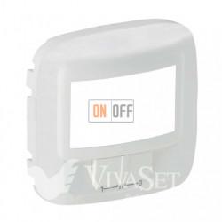Датчик движения 180° без нейтрального зажима, с принудительным вкл/откл. Valena Allure, белый 752070 - 752180