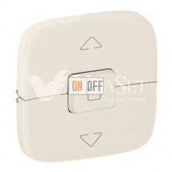 Кнопочный выключатель управления для жалюзи и рольставней 10 A – 250 В Valena Allure, слоновая кость 752030 - 755146