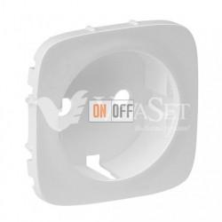 Розетка с заземлением с защитными шторками 16 A - 250 В, винтовой зажим Valena Allure, перламутр 753029 - 755209