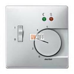Термостат 230 В~ 10А с выносным датчиком для электрического подогрева пола механизм Eberle FRe 525 22 - MTN537560