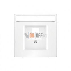 Аудиорозетка двойная для колонок Merten D-life, белый MTN467019 - MTN4250-6035
