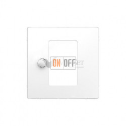 Регулятор теплого пола сенсорный программируемый с датчиком пола Merten D-life, белый MTN5776-0000 - MTN5775-0003 - MTN5775-6035