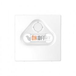 Розетка TV FM SAT  диапазон частот от 4 до 2400 MГц Merten D-life, белый MTN466097 - MTN4123-6035