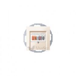 Аудиорозетка двойная для колонок, кремовый глянцевый MTN467019 - MTN296044