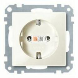Розетка с заземляющими контактами 16 А / 250 В~ MTN2301-0344