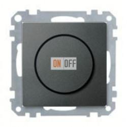 Светорегулятор поворотный 40-600 Вт. для ламп накаливания и галог.220В MTN5133-0000 - MTN5250-0414