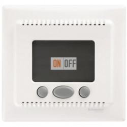 Терморегулятор  для теплого пола с функцией комфорт, Schneider Sedna, бежевый SDN6000247
