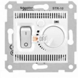 Терморегулятор  для теплого пола Schneider Sedna, белый SDN6000321