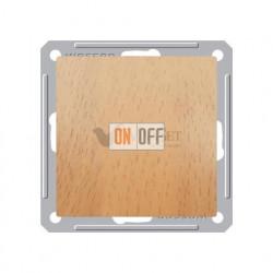 Выключатель одноклавишный перекрестный (вкл/выкл с 3-х мест) 16 А 250 В, Schneider W59 бук VS716-158-8-86