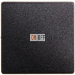 Переключатель 1-клав. (черный-металлик) 5TG6221 - 5TA2156