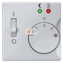 Регулятор теплого-пола с датчиком (алюминий) FRe 525 22 - 5TC9254