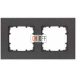 Delta Miro  металл Рамка 2-я (титан) 5TG11221