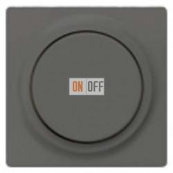 Светорегулятор для галогенных ламп, с 2-х мест,  20-600Вт (черный-металлик) 5TC8903 - 5TC8284