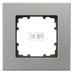 Delta Miro металл Рамка 1-я (алюминий) 5TG11210