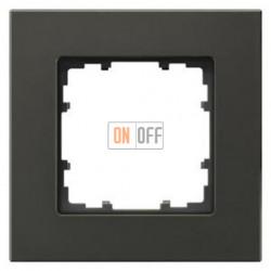 Delta Miro металл Рамка 1-я (графит) 5TG11212