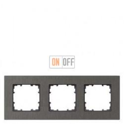 Delta Miro  металл Рамка 3-я (титан) 5TG11231