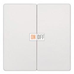 Выключатель 2-клав. (белый) 5TG6205 - 5TA2155