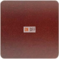 Delta natur Переключатель 1-клав. из трех мест (красный клен) 5TG7681 - 5TA2117