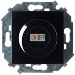 Светорегулятор поворотно-нажимной, 500Вт, 230В (чёрный) 1591311-032